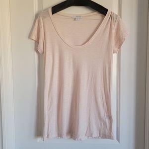 James Perse & Terre Jacobs - 2 Designer shirt Lot